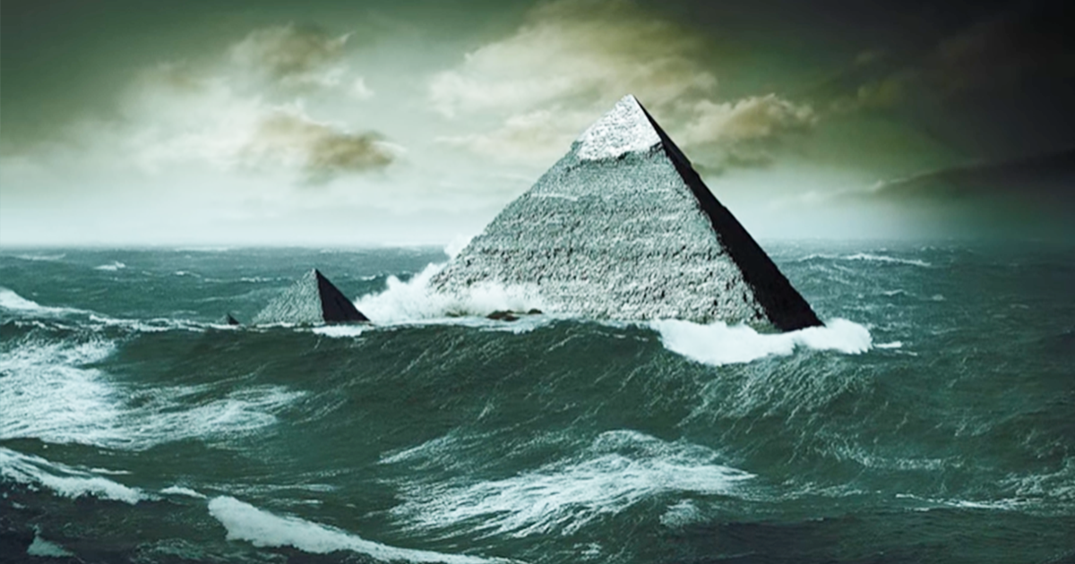Fossil Discovery Suggests the Pyramids and Sphinx Were Submerged Under Water