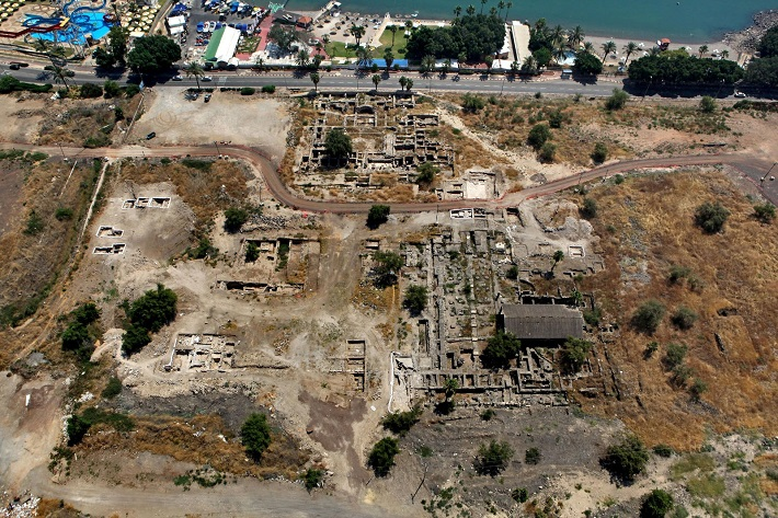 Archaeologists Find Remains of 'Rare', Ancient Mosque from 670 AD in Israeli City of Tiberias