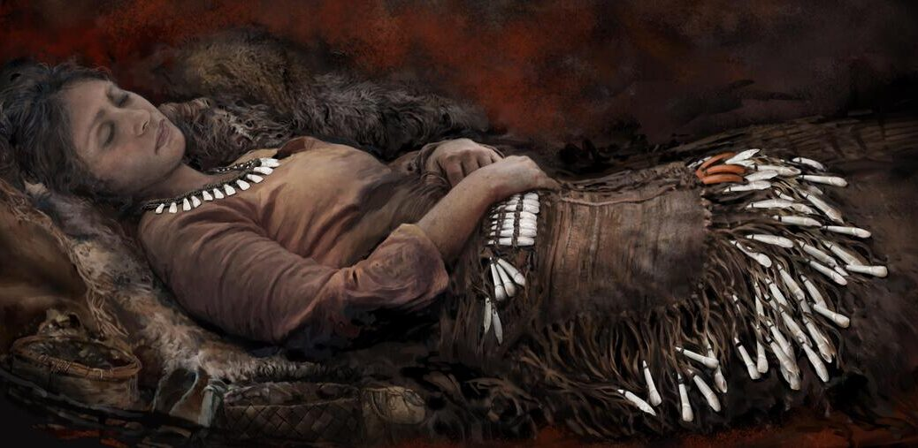 Elk Teeth Offer Clues to Prehistoric Clothing in Russia