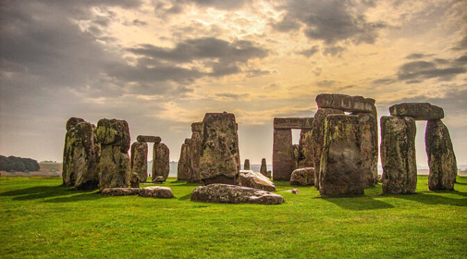 Archaeologists unearth bronze age graves at Stonehenge tunnel site