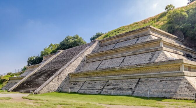 World's biggest pyramid isn't in Egypt – it's hidden under a hill in Mexico