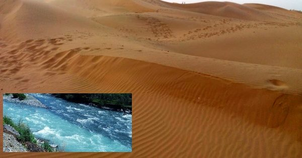 Lost Civilization? 172000 Year Old River Discovered in Thar Desert India
