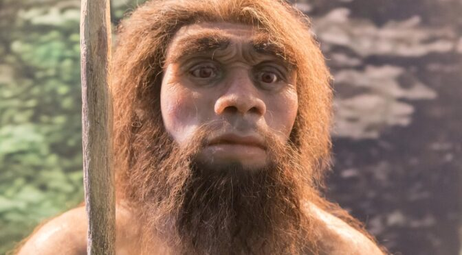 50,000-Year-old Neanderthal Microbiome Analyzed