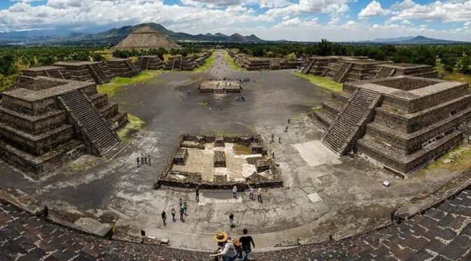 Geologists Map Secret Tunnel And Chamber Found Beneath Aztec Pyramid