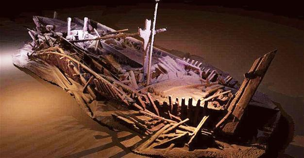 Over 40 ancient shipwrecks discovered in the Black Sea