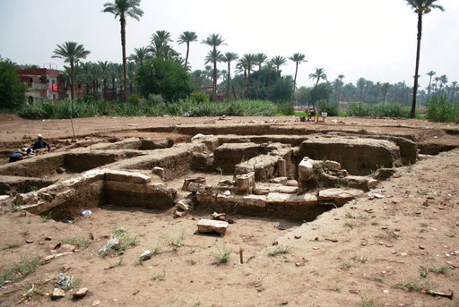 Archaeologists Discover 'Massive' Ancient Building in Egypt