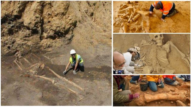 Was a 5-Meter-Tall Human Skeleton Unearthed in Australia?