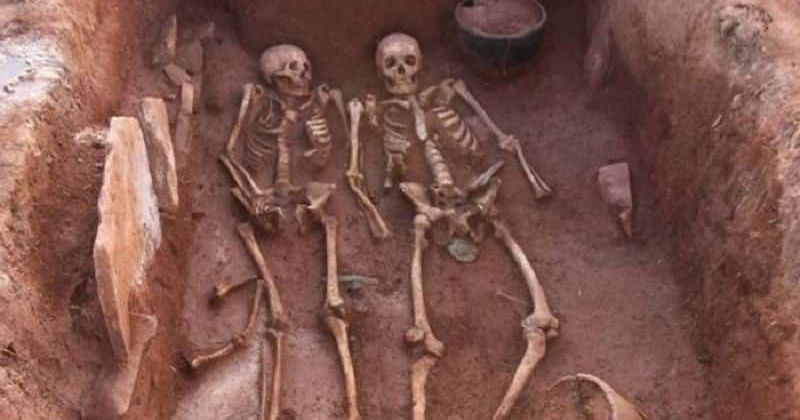 Archaeologists Find A 2,500-Year-Old Grave In Siberia That Contains An Ancient Warrior Couple