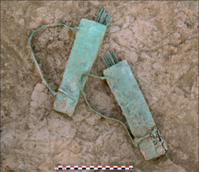 3,000-Year-Old Weapons Cache Unearthed In Arabia