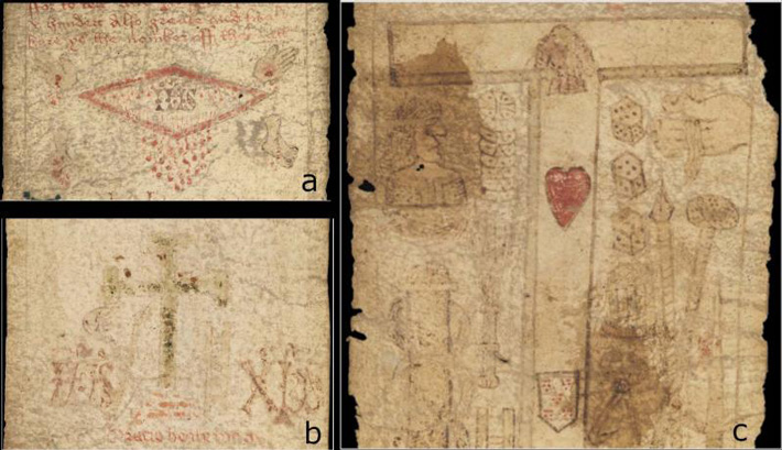 """Human Proteins Detected on Medieval """"Birthing Girdle"""""""