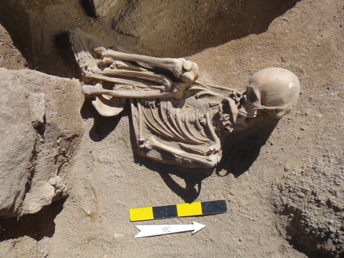 Six thousand-year-old tombs found in northwest Argentina