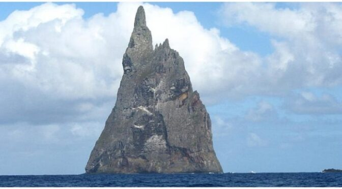 Earth has Another Continent Called Zealandia – Only 6% of it is Above Water