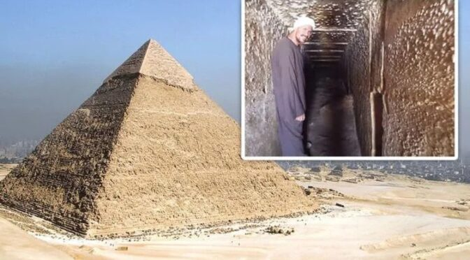 Egypt breakthrough: How 2,000-year-old mystery was solved after 'lost labyrinth' discovery