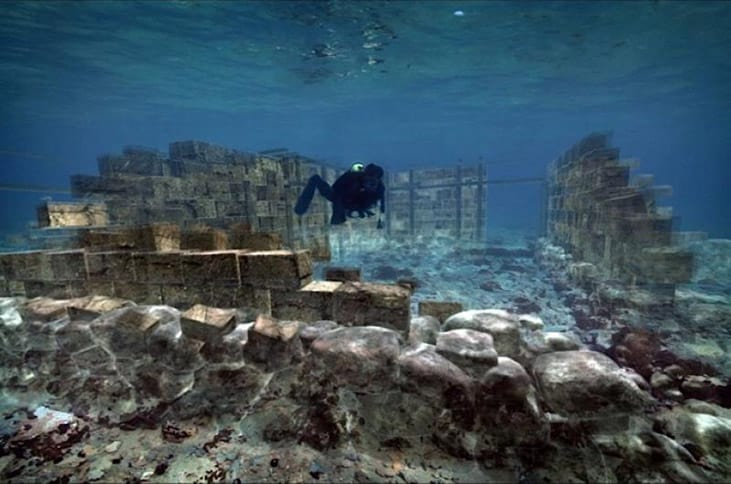 5,000 Years old Pavlopetri is the oldest submerged city in the world