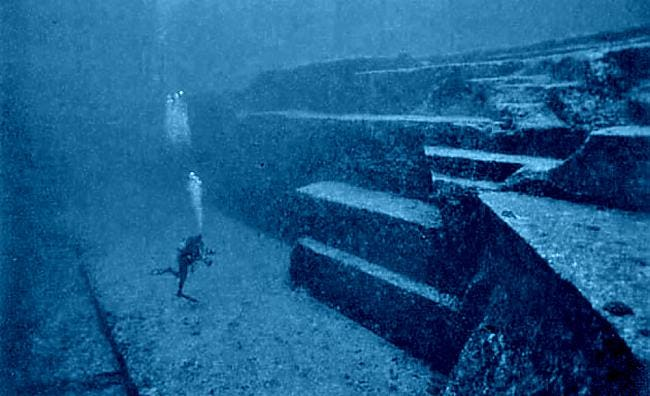 These 10,000-Year-Old Sunken Ancient Ruins in Japan Remain a Huge Mystery