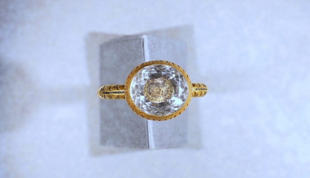 17th-Century Mourning Ring Unearthed on the Isle of Man