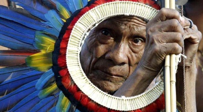 Genetic Link Between Australasians and South Americans Studied