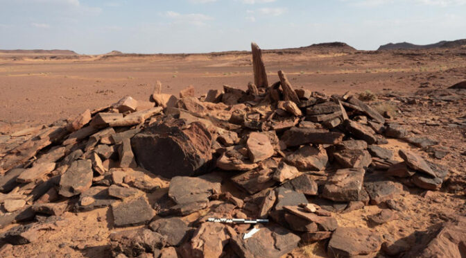 Monumental Neolithic Tomb Discovered in Saudi Arabia