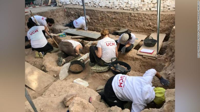 Forensic Scientists Exhume 20th-Century Mass Grave in Spain