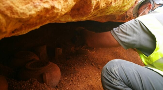 2,000-Year-Old Intact Tomb Discovered in Malta