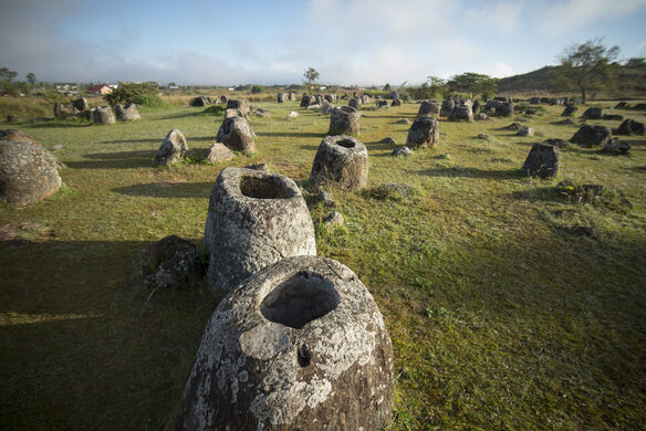 Massive Stone Jars in the Highlands of Laos Are Shrouded in Mystery