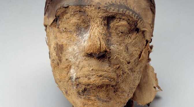 FBI cracks the case of the 4,000-year-old mummy's head