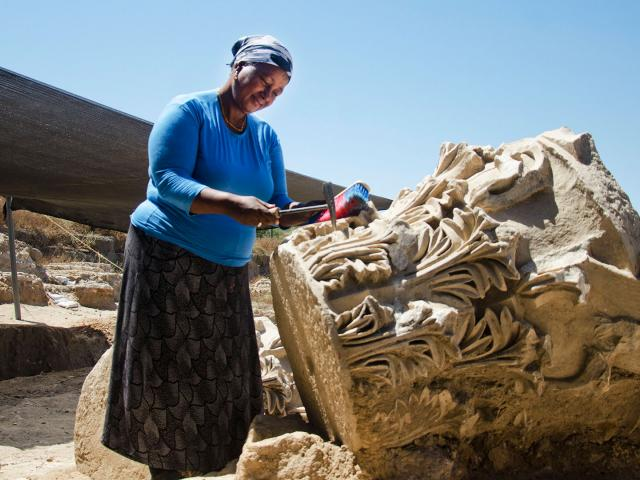 Archaeologists Unearth Largest Ancient Roman Basilica of its Kind in Israel