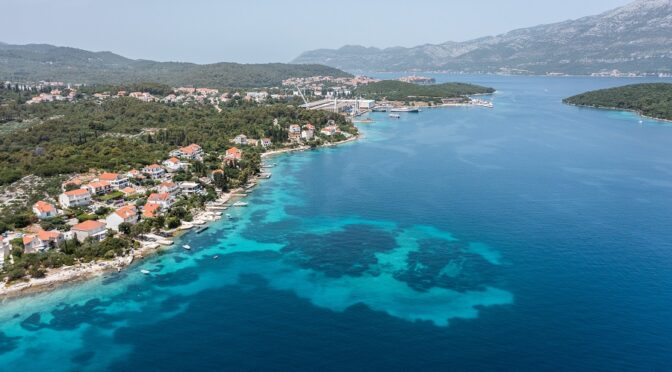 Archaeologist discovers a 6,000-year-old island settlement off the Croatian coast