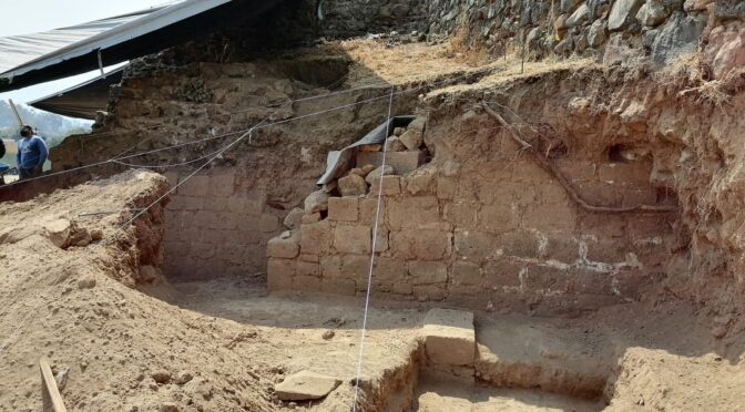 New pyramid discovered in Mexico