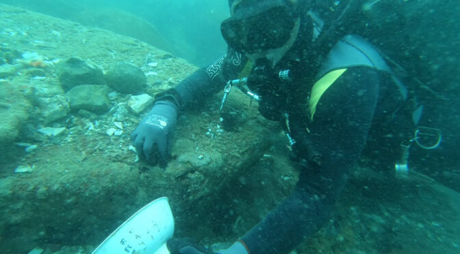 Two Historic Shipwrecks Discovered Off Coast of Singapore