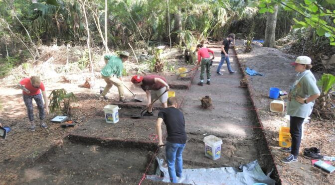 Archaeologists uncover lost Indigenous NE Florida settlement of Sarabay