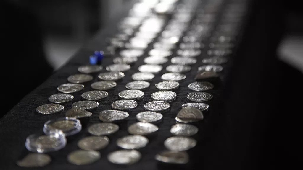 Hoard of silver coins may have been part of the historic ransom to save Paris