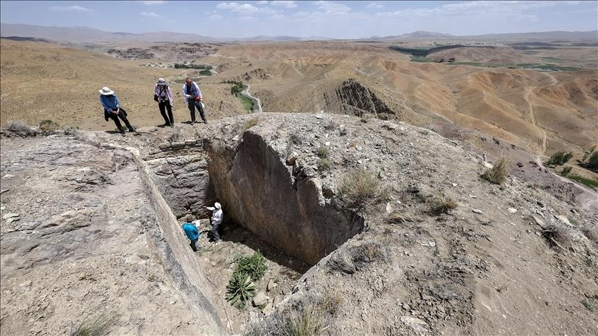 Archaeologists have discovered a 2800-year-old Urartian Castle in eastern Turkey