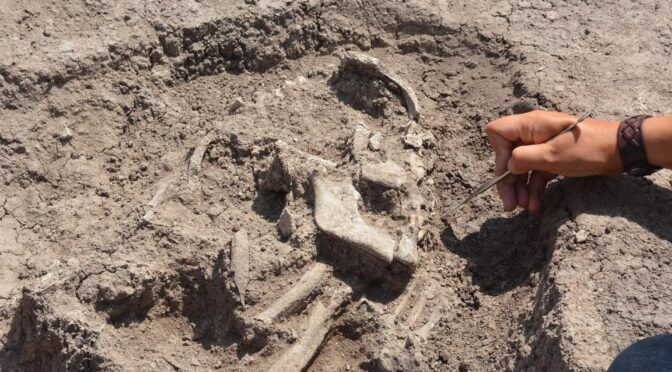 Neolithic Site Discovered in Western Anatolia