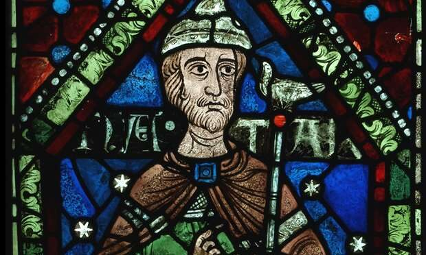 Canterbury Cathedral stained glass is among the world's oldest