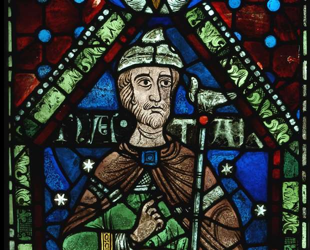 Canterbury Cathedral stained glass is among world's oldest