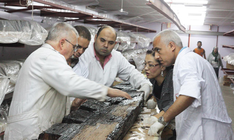 Excavation of King Khufu's Second Solar Boat Completed in Egypt