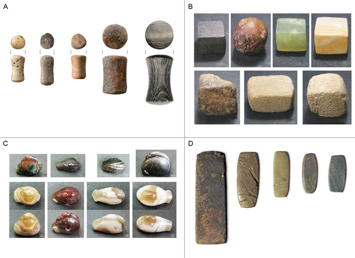 These ancient weights helped create Europe's first free-market more than 3000 years ago