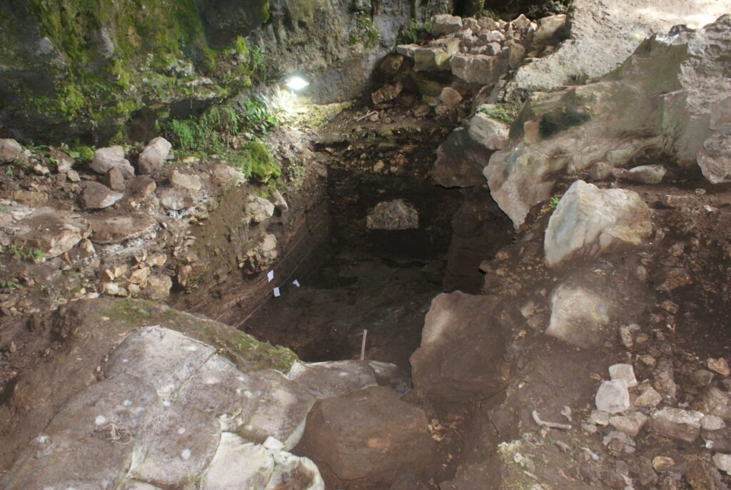 25,000-year-old human genome recovered from cave soil in the Caucasus, western Georgia