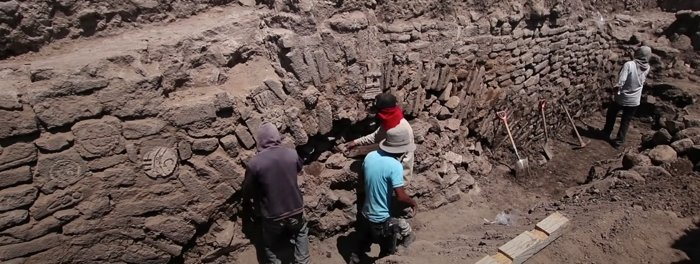 Mexico to bury archaeological find because of virus costs