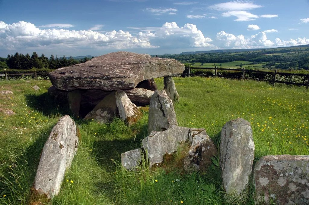 Ancient stone tomb linked to King Arthur legend is older than Stonehenge, scientists say