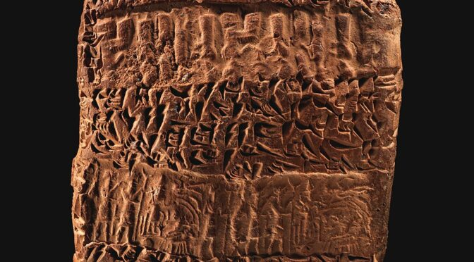 In regards to a possible threat to Earth, ancient cuneiform tablets prove historically accurate