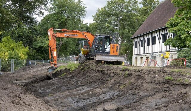 Traces of Medieval Abbey Uncovered in Northeastern England