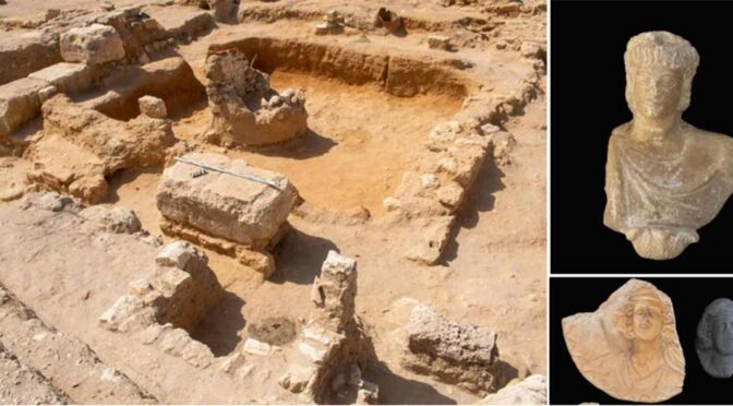 2,200 Year Old Alexander the Great Statue Discovered in Alexandria