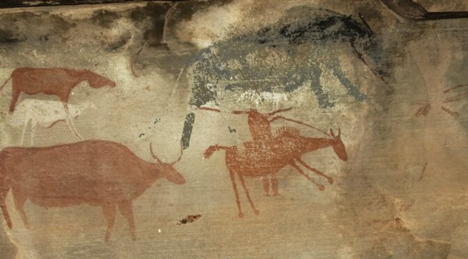 South Africa's Bandit Slaves And The Rock Art Of Resistance