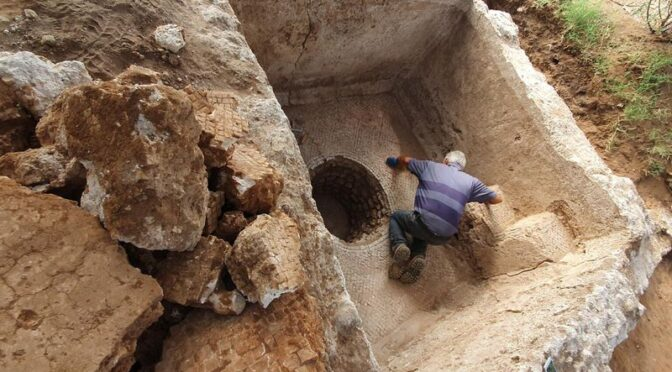 1,500-Year-Old Industrial Agriculture Site Unearthed in Israel