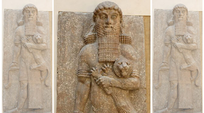 Iraq says the US returning 17,000 looted ancient treasures