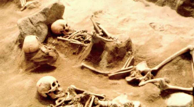 Extensive Hyper-Violence in Japan's Ancient Yayoi Period Revealed by Researcher