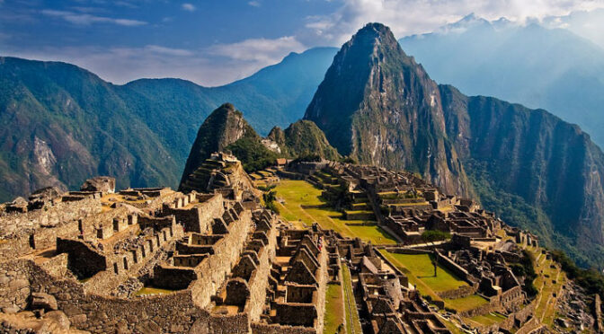 Machu Picchu in Peru is 20 Years Older Than Previously Thought, Finds Study