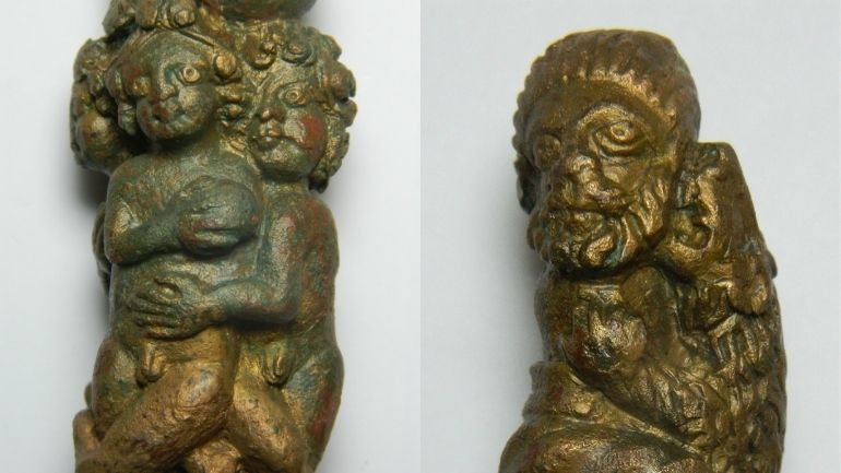 Roman Key Handle Unearthed in Eastern England